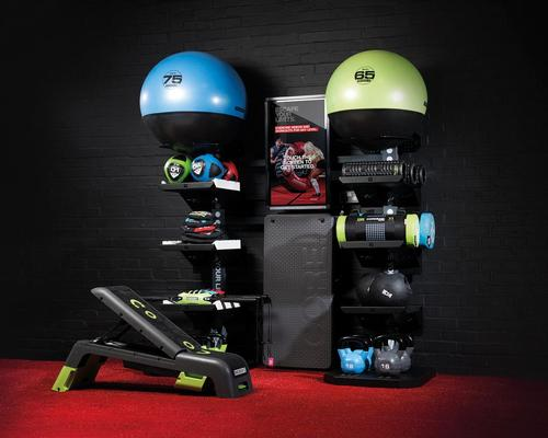 Escape Fitness launches MARS exercise library