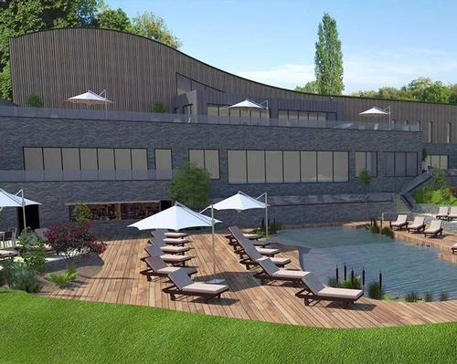 South Lodge Hotel opens £14m spa