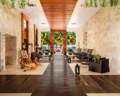 S Hotel Jamaica boasts 120 rooms and suites.