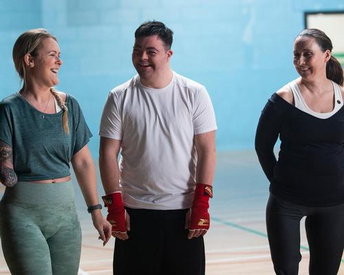 Jonnie Peacock launches online hub to help disabled people be more active