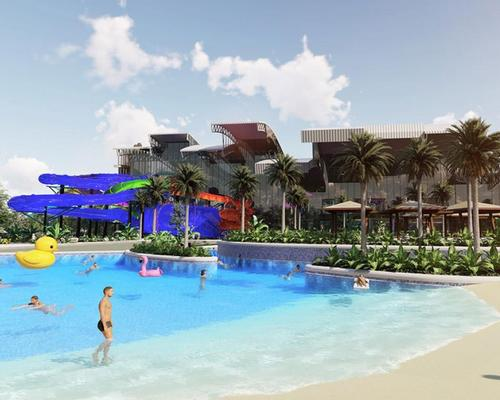 Proposed new Melbourne water park would be southern hemisphere's largest
