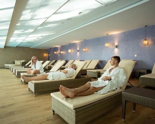 Alpine spa opens at Alpamare Waterpark