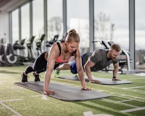 TurfGrass is designed to bring the outside training experience to the gym floor