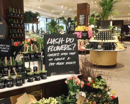 Lush megastore with spa opens in Liverpool