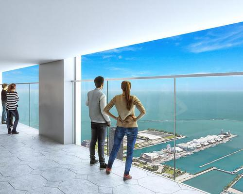The Aon Center's new observatory will offer rare views of Chicago