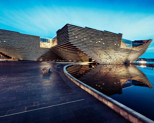 The V&A Dundee attracted more than 340,000 visitors in the first three months after opening last year