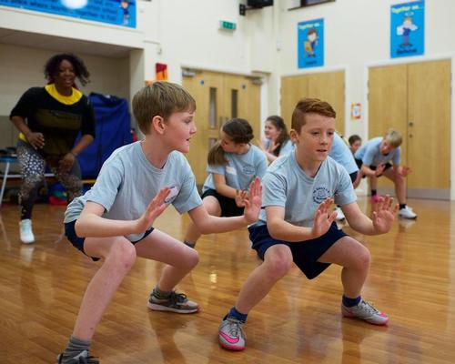 Boys who do structured exercise less likely to be depressed