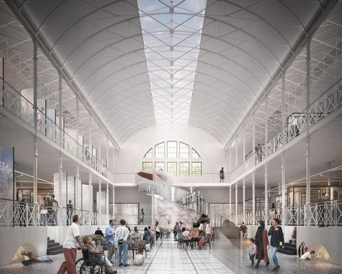 V&A Museum of Childhood interiors to be designed by AOC