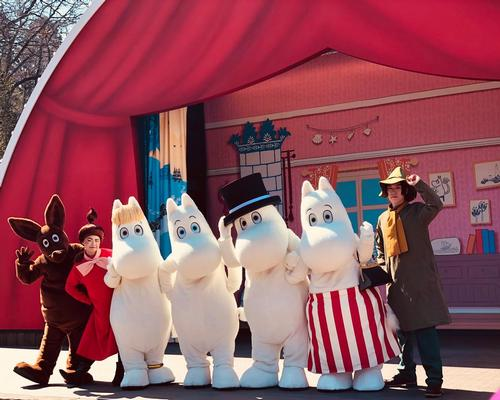 Moomins attraction opens in Japan