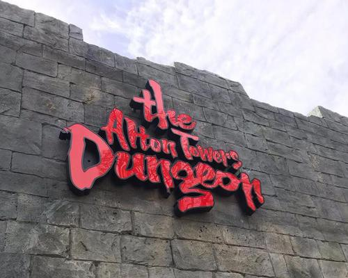 Alton Towers Dungeons is a new attraction for the 2019 season