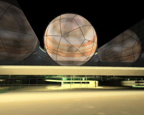 Proposed planetarium in Wales to be one of the world's largest