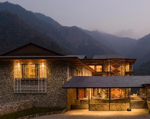 20,000sq ft Jiva Spa opens at Taj Rishikesh Resort in northern India