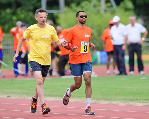 Metro Blind Sport CEO looks to tackle barriers to participation