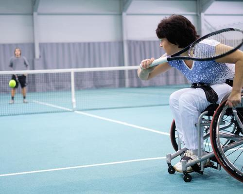 Sports sector 'needs to do more' to get disabled people active