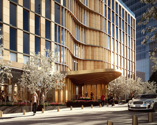 The hotly anticipated hotel will offer what Equinox has called a / Courtesy of Related Companies