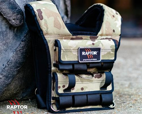 Raptor launches Tac20 training vest