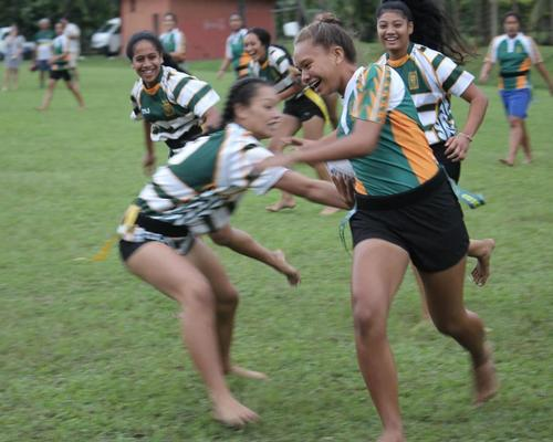 New Zealand rugby looks to spread sport across Oceania
