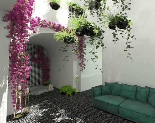 Katikies Garden's A.SPA will feature a concept based upon classic Mediterranean spa rituals and massage techniques with a focus on massages, facials and body treatments