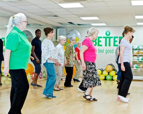 GLL study: older people turning to exercise for mental health boost
