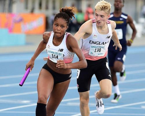 Talent plan launched for English athletes