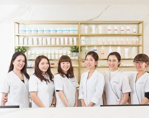 Christina Clinic at Ginza opens its doors
