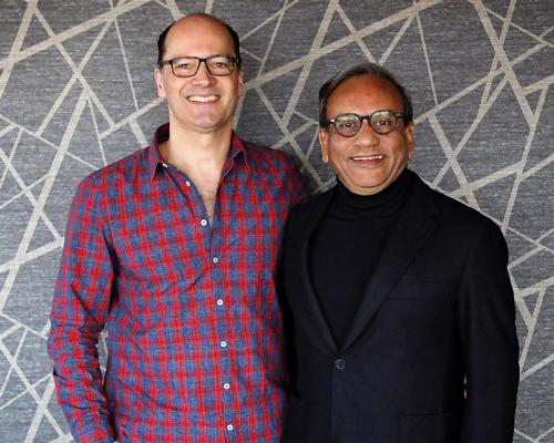 Anytime's master franchising team in Germany will be led by fitness industry veteran Stefan Tilk (left) and business partner Ashish Sensarma