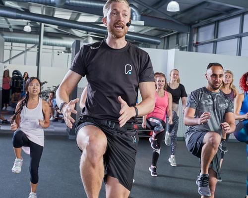 Group exercise classes have grown in importance for health clubs