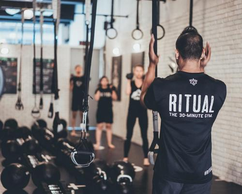 Boutique operator Ritual Gym to open first US site