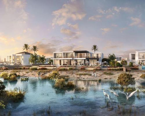 Jubail Island – expected to be completed in 2022 – will comprise 800 residences.