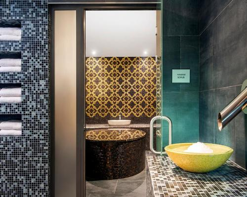 Sheraton Grand Tbilisi invites guests to 'pause' with new 1,500sq m spa