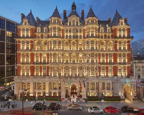 Mandarin Oriental Hyde Park reopens after £100m makeover