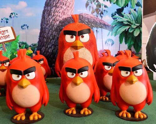 Rovio Entertainment and Namco UK to launch Angry Birds Adventure Golf attraction