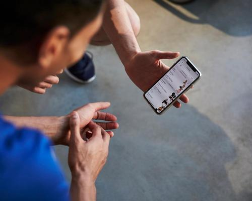 Anytime Coaching is available via on both iOS and Android devices and provides an online platform that enables PTs to share bespoke workouts with their clients