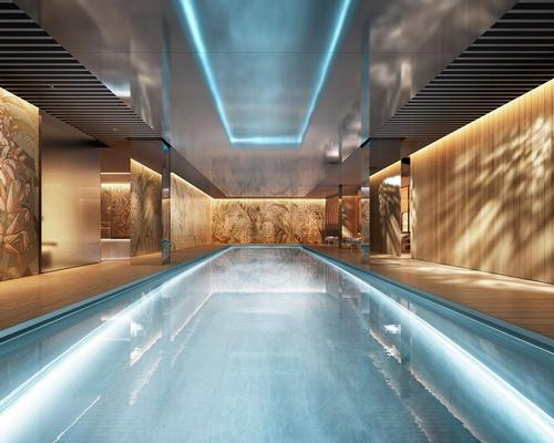 Opulent Mayfair residences to feature Jouin Manku-designed spa centre