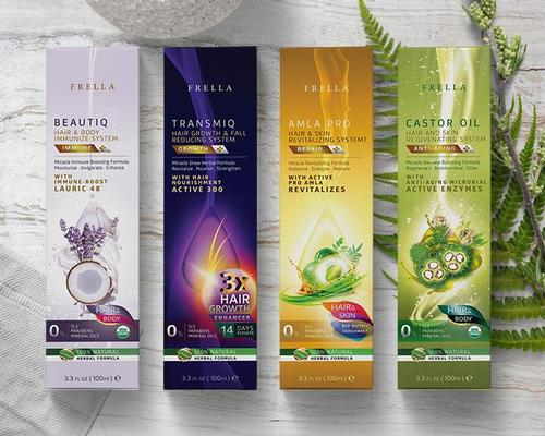 Frella combines natural ingredients with scientific methods