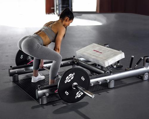 The most versatile and space-efficient glute equipment in the market