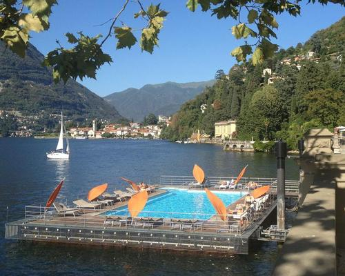 Mandarin Oriental's Lago di Como spa takes inspiration from the pristine Italian lake