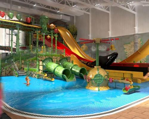 The park was supplied by water park design, engineering, manufacturing and installation specialist Polin Water Parks / Daily Post