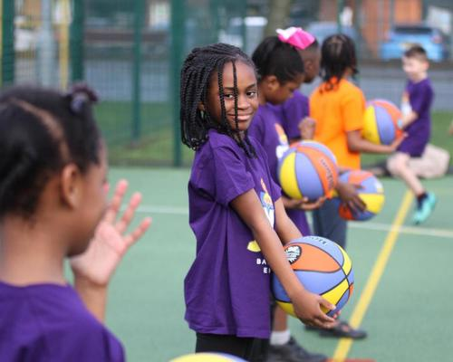 Landmark 'Slam Jam' campaign to get 180,000 primary school kids playing basketball