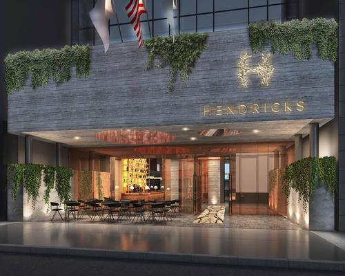 The new social and dining hub is taking shape a stone's throw from Fifth Avenue. / Courtesy of Marcello Pozzi