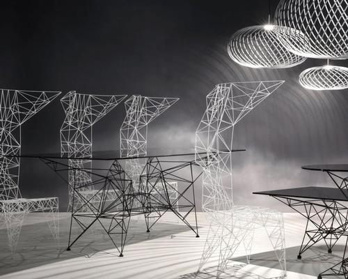 Tom Dixon Studio to relaunch iconic Pylon chair