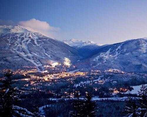 Canada's Whistler has become much more than just a ski resort