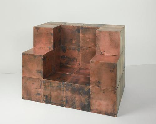 Paul Kelley pushes 'technical boundaries' with modular furniture cube system