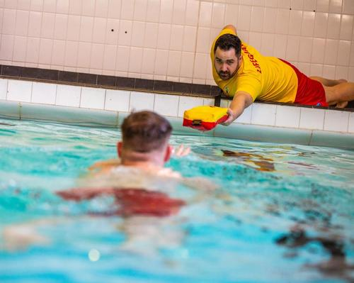 STA launches all-inclusive pool lifeguarding qualification @sta_hq #Swimming #Lifeguarding