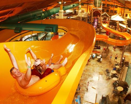 Nearby attractions help waterparks thrive, says consultant David Camp