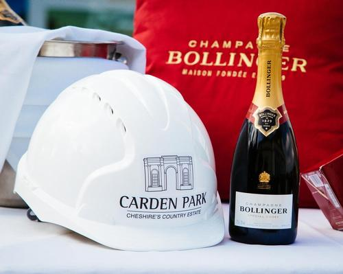 The partnership will see the addition of a Bollinger Beauty Bar and Bollinger Champagne Bar