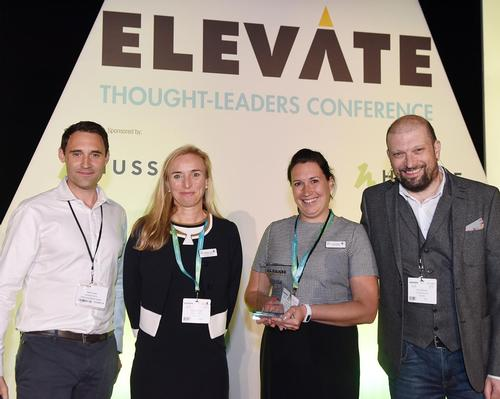 Elevate Innovation Awards winners revealed