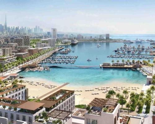 The new district – set to boast a variety of luxury and recreational facilities – will support the globalisation initiatives of the ruler of Dubai. / Courtesy of Emaar