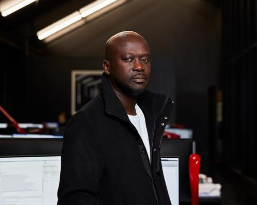 The project is Adjaye's first cultural commission in India. / Courtesy of Ed Reeve