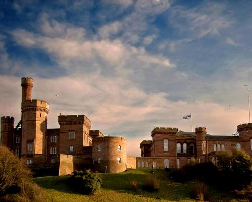New tourist attraction for Inverness Castle, as LDN Architects appointed to transform site